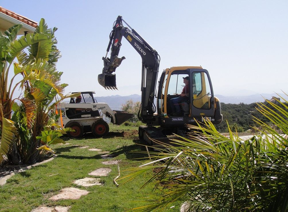 MG Peters Landscape & Bobcat Services