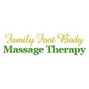 Family Foot and Body Massage