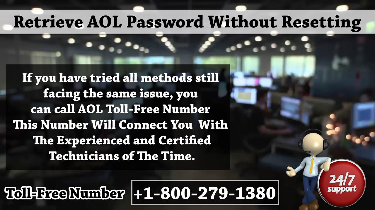 AOL Customer Service Number