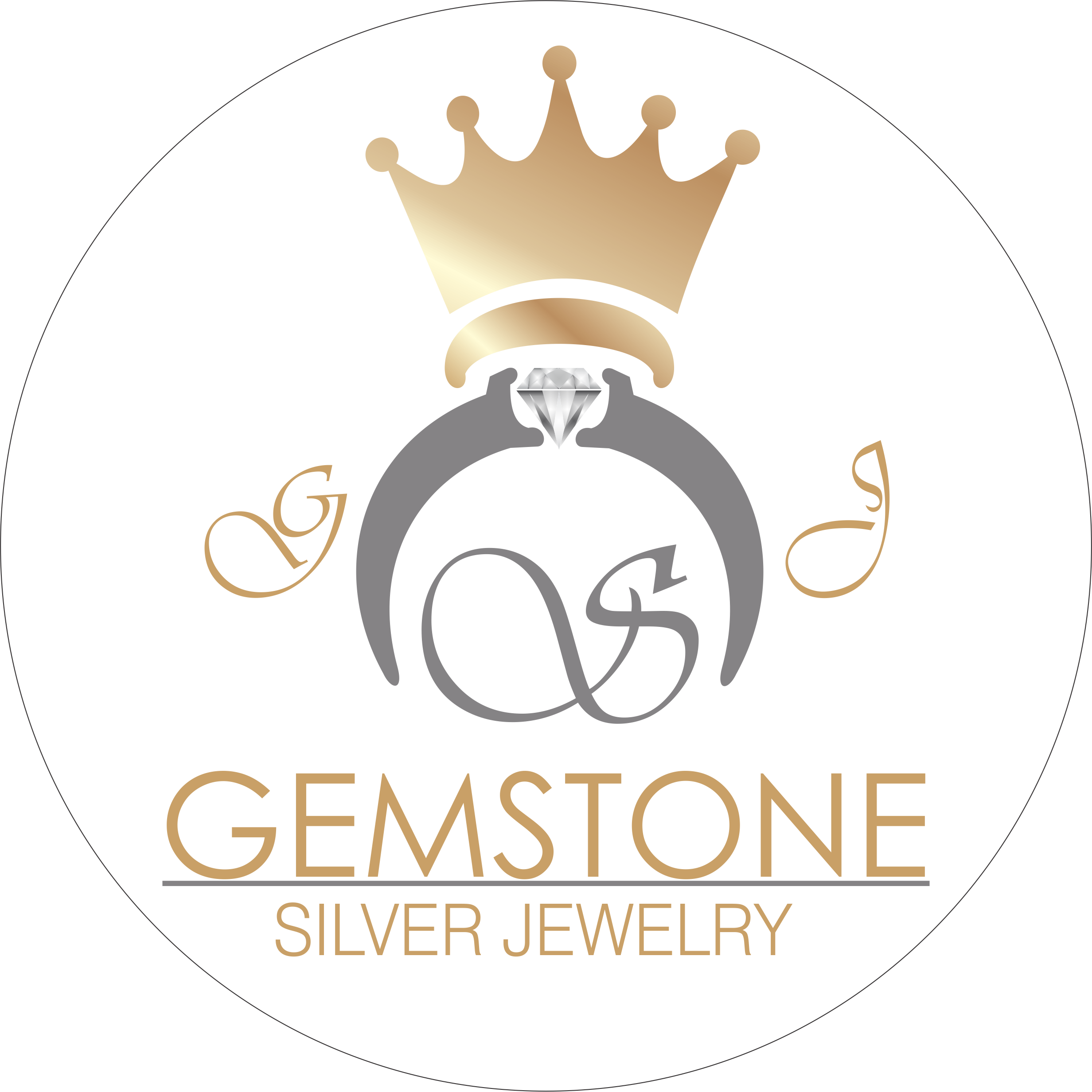 Gemstone Silver Jewelry