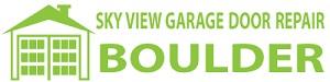 Skyview Garage Door Repair Boulder