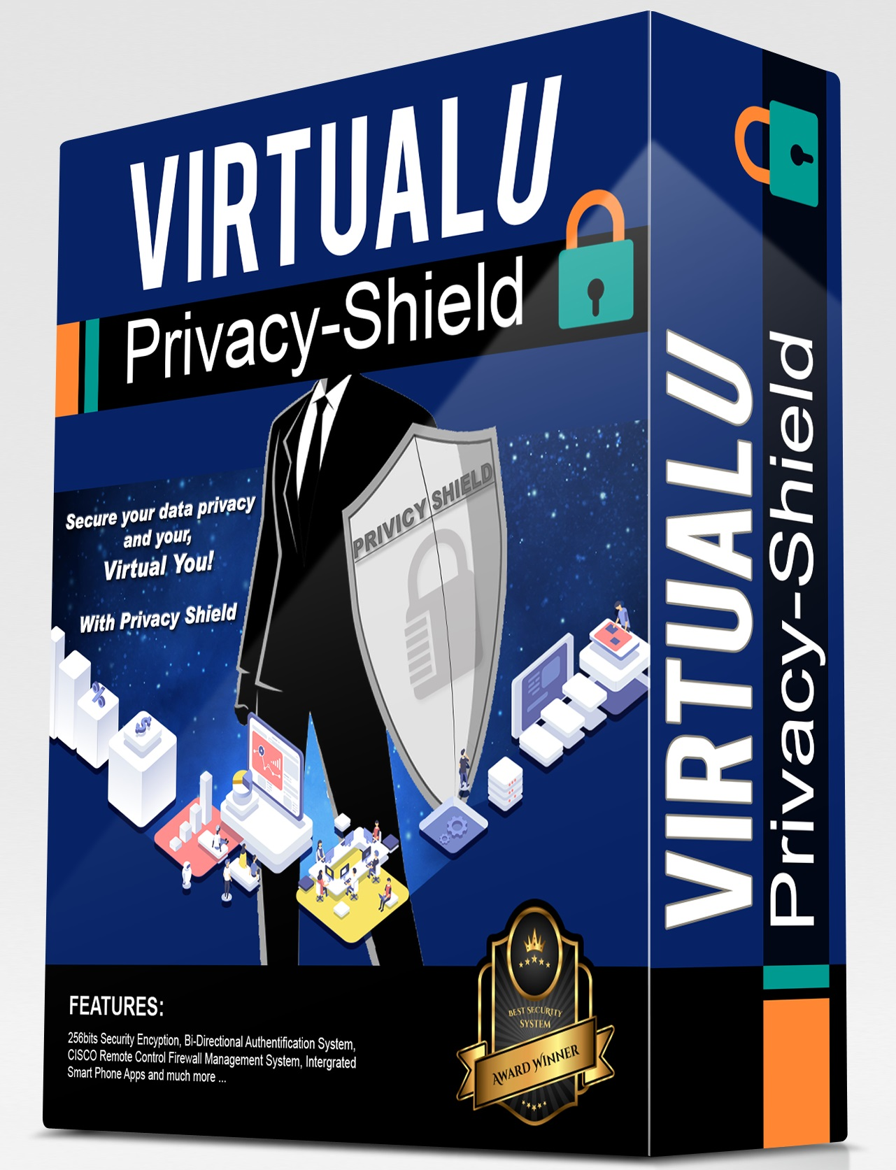 VirtualU Privacy-Shield