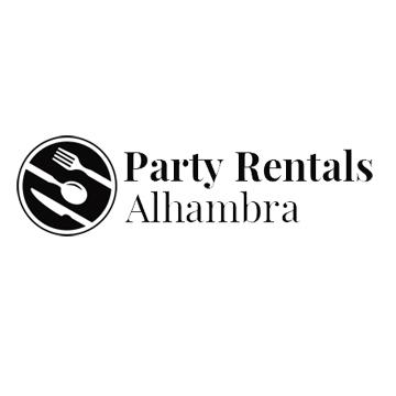 Party Rentals Alhambra