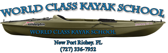 World Class Kayak School