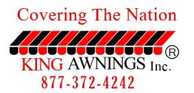 King awnings