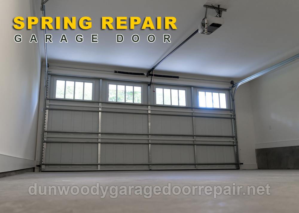 Dunwoody Garage Door Repair