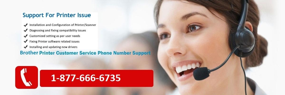 Brother Printer Support Helpline