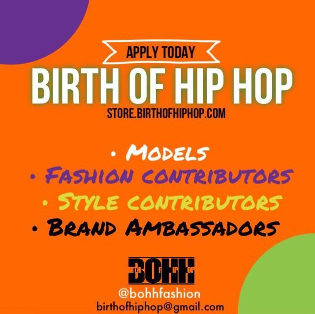 Birth of Hip Hop