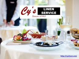 Cy's Linen Service, Inc.