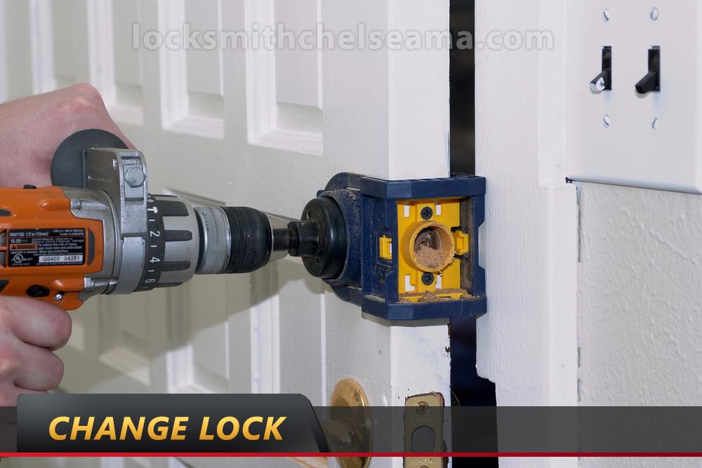 Locksmith Chelsea MA