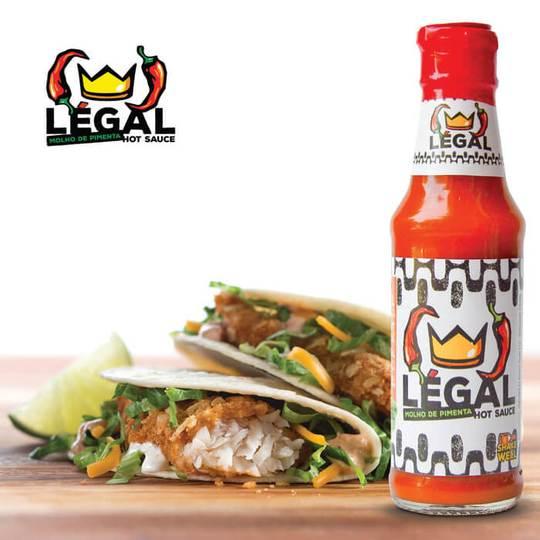 Legal Hot Sauce