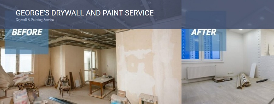George's Drywall and Paint