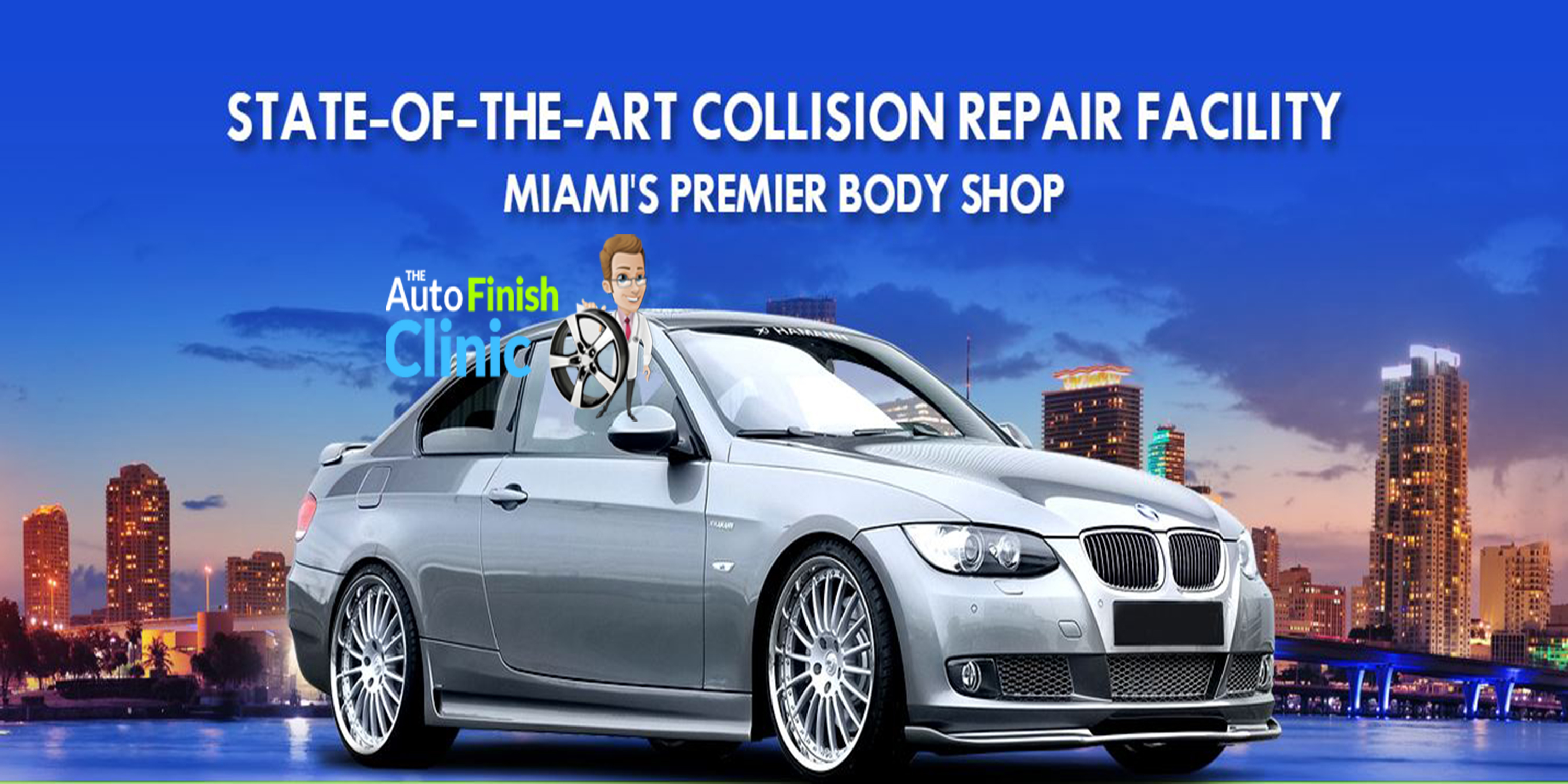 The Auto Finish Clinic