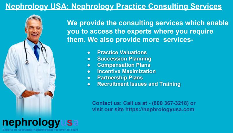 Nephrology USA
