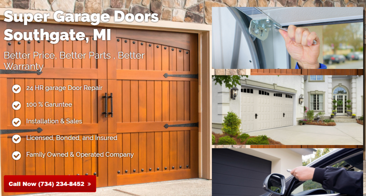 Super Garage Doors Southgate