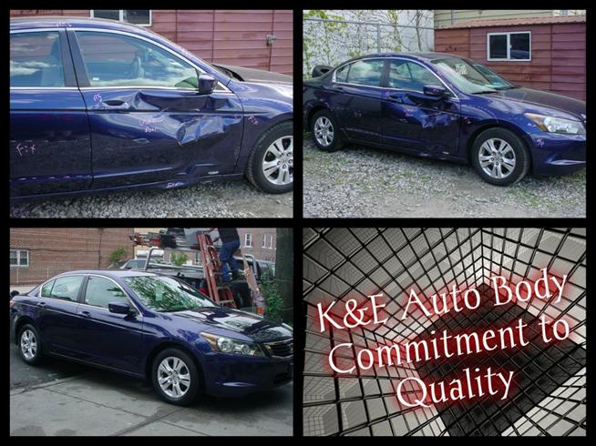 K & E Auto Body & Collision Center