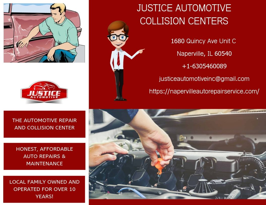 Justice Automotive Collision Centers