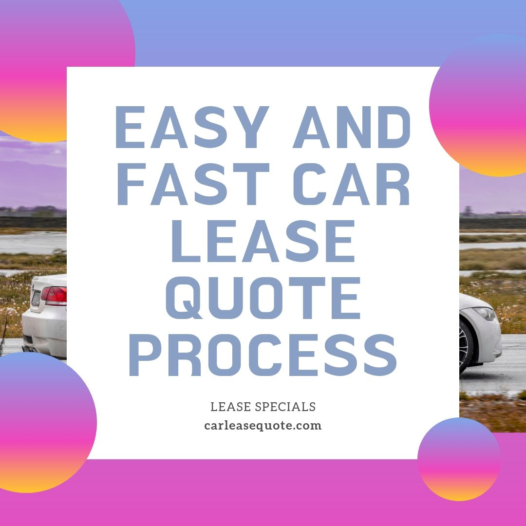 Car Lease Quote