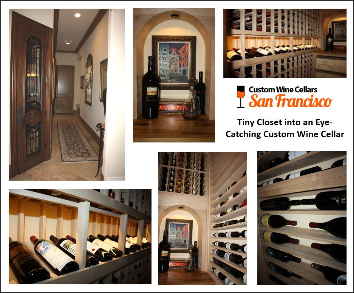 Custom Wine Cellars San Francisco
