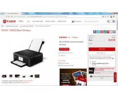 CANON PIXMA TS8020 PRINTER - $80