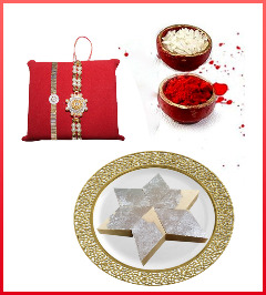 See an Exclusive Collection of Rakhi and Send It to Around the World with Free Shipping