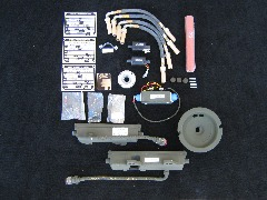 Military Engine Electronic Ignition Conversion Kit