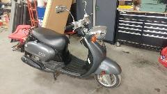 2006 Yamaha Vino 125CC