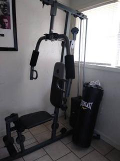 Golds Gym XRS 50