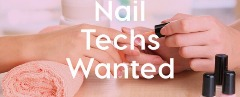 Nail Technician Needed