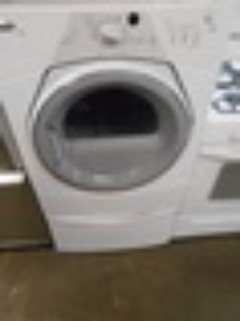 WHIRLPOOL DUET SPORT ELECTRIC DRYER WITH PEDESTAL 6 AUTO DRY