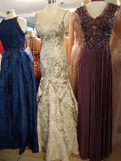 Evening dresses (All sizes XXS - 4XL)