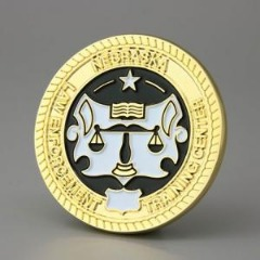 Nebraska Law Enforcement Custom Coins
