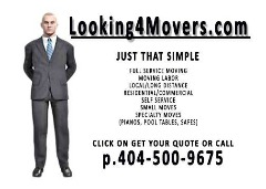 Movers So Professional, We Should Wear Suits!!!