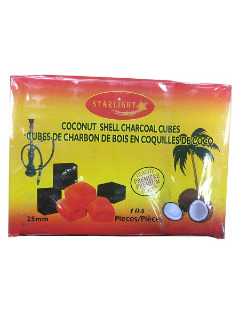 Buy Instant starlight charcoal for low price @ Narahookah.com