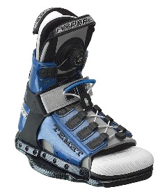 Hyperlite Temet Murray Boa Pro Wakeboard Bindings Boots