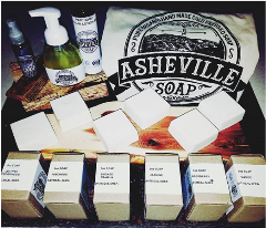 Retail Stores Wanted : The Asheville Soap Company