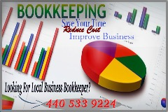Bookkeeping Services For Local Business
