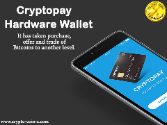 Buy Online Cryptopay Hardware Wallet