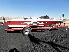 Gekko GTS 20 Ski Boat