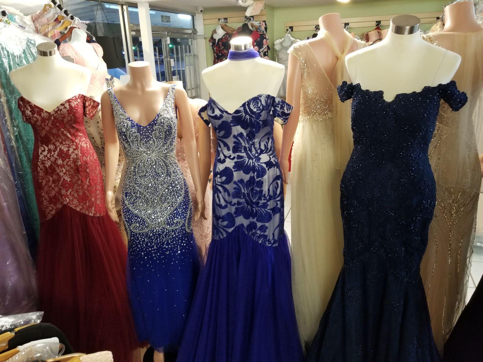 Tiendas de vestidos de noche en houston texas