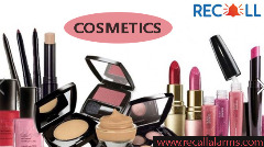 Recall cosmetic products | Cosmetics safety recalls