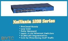 NetVanta 1200 Series Of Ethernet Switches By Biytc