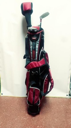 Red Zone Jr Golf Set Size 3 (12+)