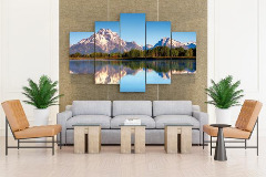 Custom Made Family 5 Piece Canvas Wall Art Sets | Canvasstand.com