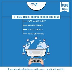 Let Us Manage Your Social Media Activity