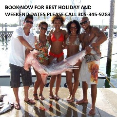 Luxurious Miami Fishing Charter Services