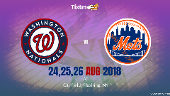 New York Mets vs. Washington Nationals at Flushing- Tixtm.com
