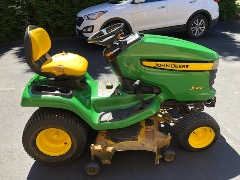 John Deer X360 Riding Mower
