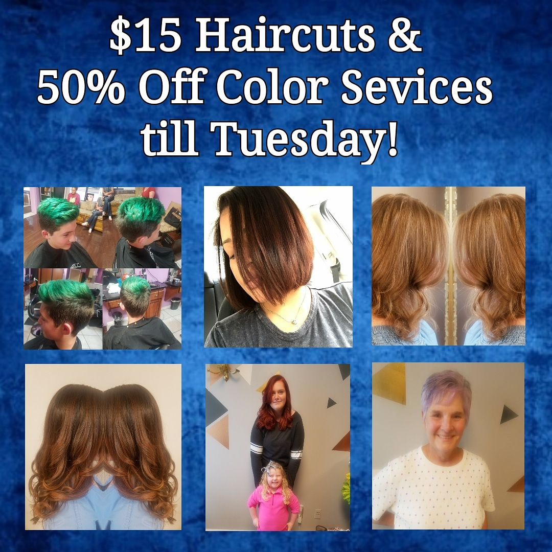 Pennysaver Haircuts And More In Saint Louis City Missouri Usa