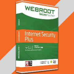 Webroot Internet Security Plus